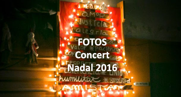 Fotos Concert Nadal 2016-2017