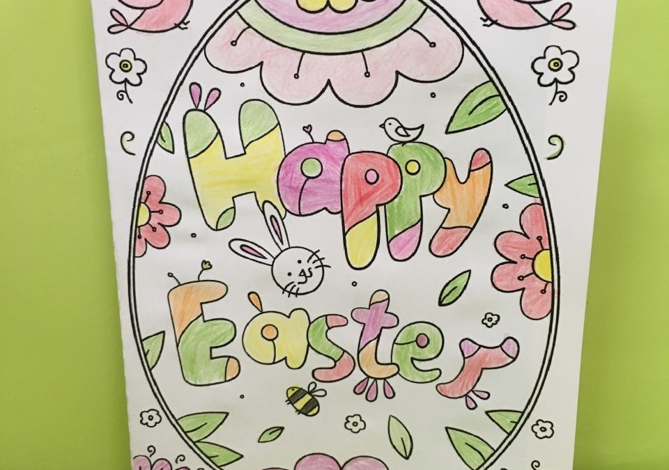 Easter etwinning