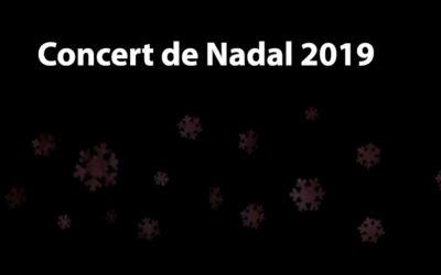 Videos Concert de Nadal 2019