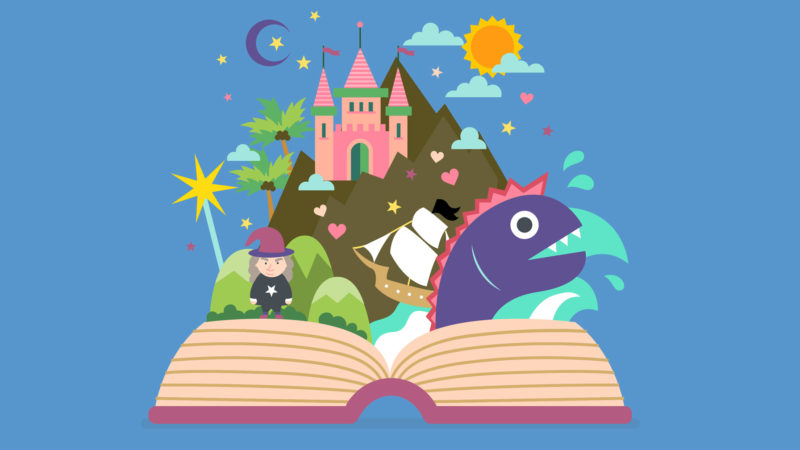 Contacontes 5è-Educació Infantil