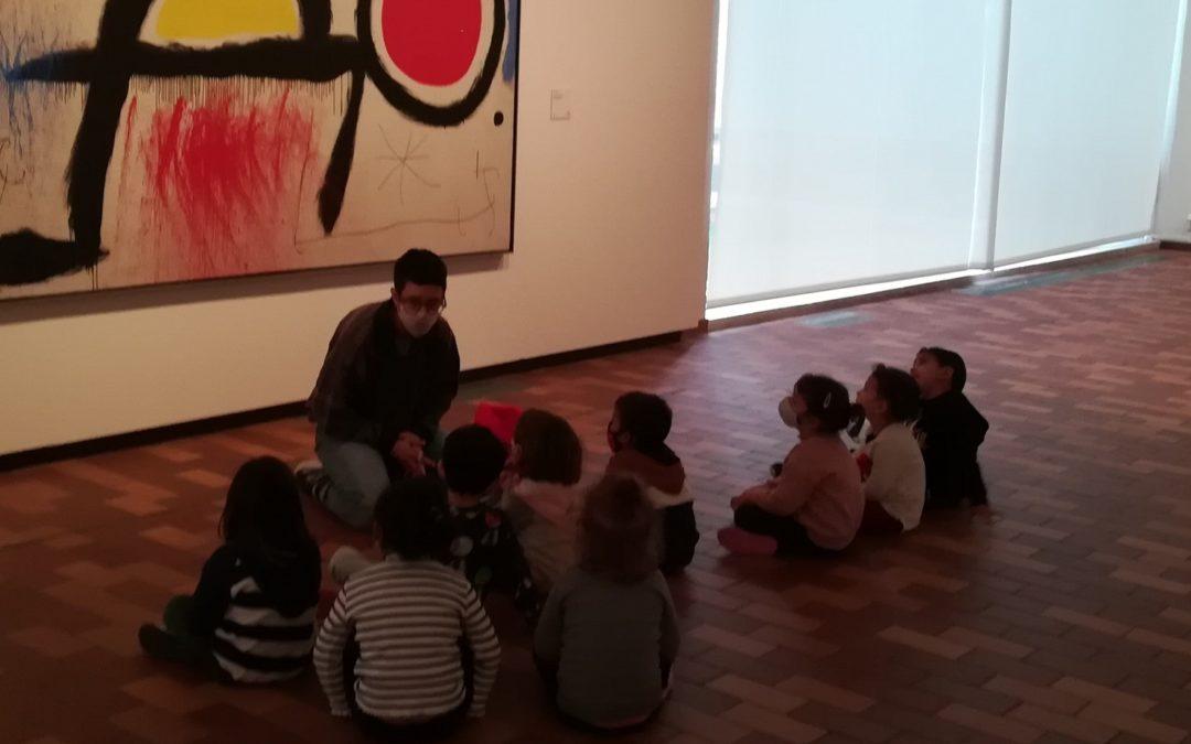 Teatre La sala i Fundació Miró