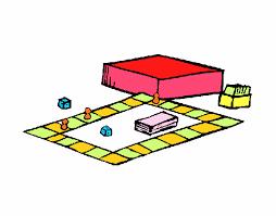 Jocs de taula construïts pels alumnes de 5è