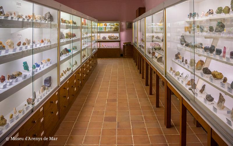 Sortida al Museu dels minerals