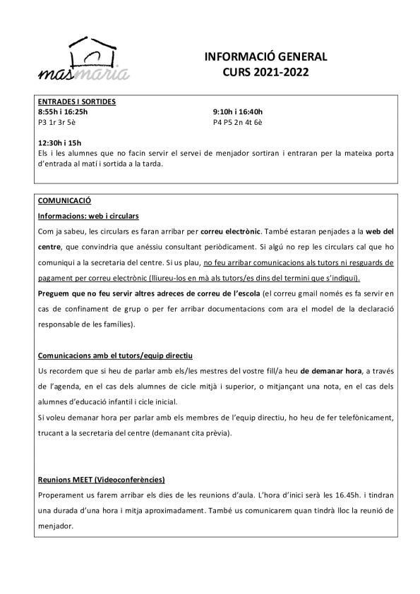 thumbnail of INFORMACIÓ GENERAL CURS 21-22